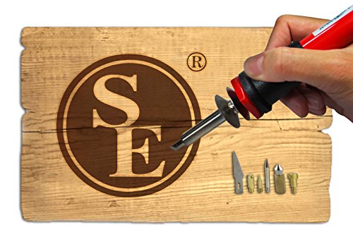 SE WP30 Wood Burning Pen Set