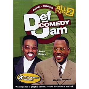 Def Comedy Jam - More All Stars, Vol. 2 movie