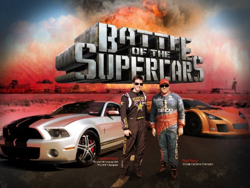 Battle of the Supercars Season 1 movie