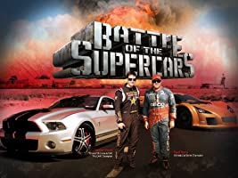 Battle of the Supercars Season 1