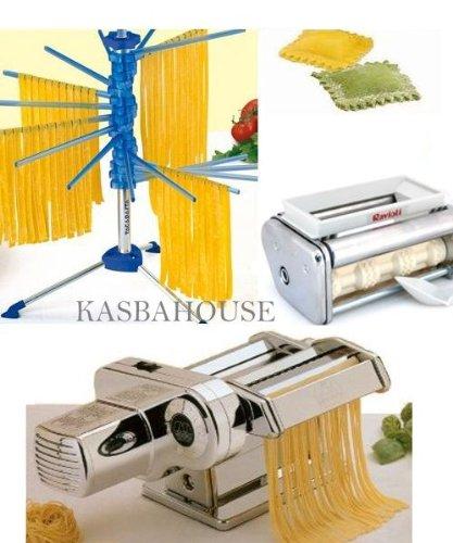 Atlas Pasta Machine Deluxe Set (Atlas Motor Wellness compare prices)
