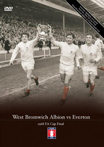 1968 FA Cup Final West Bromwich Albion v Everton ( includes 1954 Goals ) [DVD]