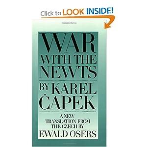 War with the Newts - Karel Capek