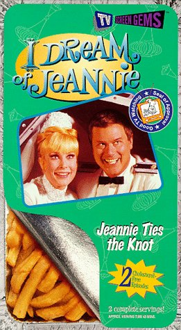 I Dream of Jeannie: Jeannie Ties Knot [VHS]