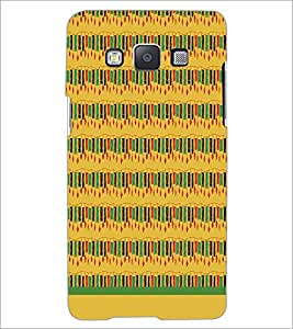 PrintDhaba Wind Chime Pattern D-1503 Back Case Cover for SAMSUNG GALAXY E5 (Multi-Coloured)