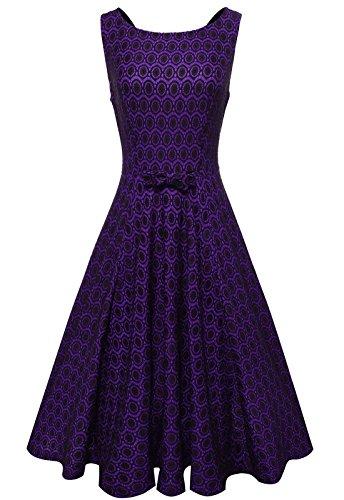 Anni Coco® Women's 1950s Audrey Hepburn Lace