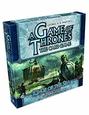 Fantasy Flight Games A Game of Thrones Card game: Kings of the Sea Expansion at Sears.com
