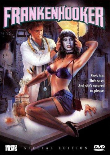 Франкеншлюха / Frankenhooker (1990) DVDRip