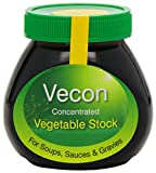 Vecon Vegetable Stock 225 g (Pack of 4)
