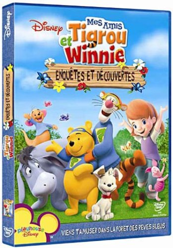 Mes Amis Tigrou Et Winnie Enquetes Et.Decouvertes [FRENCH] [DVDRIP] [RG]