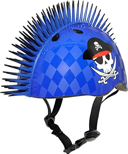 Raskullz Eyepatch Pirate Mohawk, 5+ (50-54cm)