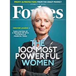 Forbes, August 29, 2011 Periodical