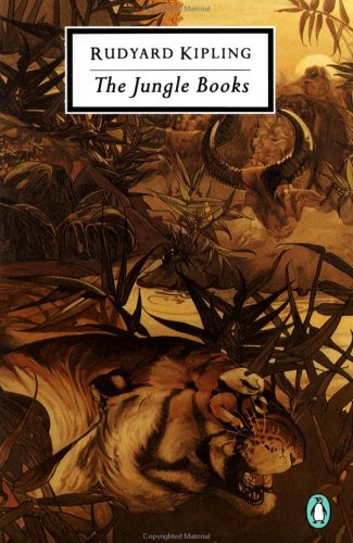 The Jungle Books (Penguin Classics), Rudyard Kipling