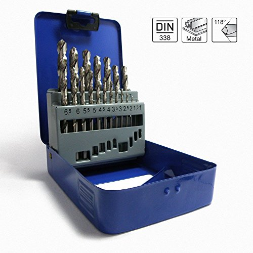 sr-metal-drill-bit-set-1-10mm-19-piece-gm-din-338-grounded-hss-steelsteel-boxprofessional-quality
