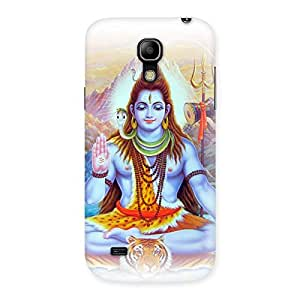 Blessings Of Shiva Back Case Cover for Galaxy S4 Mini