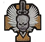 Call of Duty Modern Warfare PS3 MW3 PC Game ELITE COD Iron on Patch Badge Insignia
