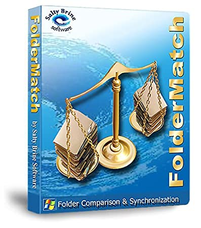 FolderMatch - Backup Your Files or Hard Drive, Protect Your Data, Compare and Synchronize Folders on Your Computer (Windows Software)