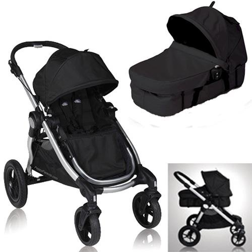 Best Selection Baby Jogger 2010 City Select Stroller with Bassinet ...