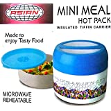 Asian Mini Meal Hot Pack Insulated Tiffin Carrier