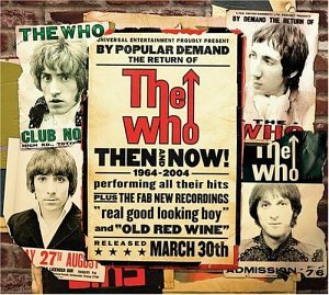 The Who - Then and Now! - 1964-2004 - Zortam Music