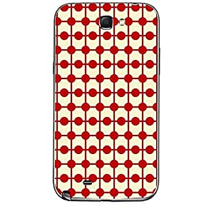 Skin4Gadgets ABSTRACT PATTERN 37 Phone Skin STICKER for SAMSUNG GALAXY NOTE 2 (N7100)