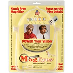 MagEyes Magnifier-Bi-Focal Lens 