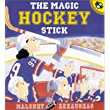 The Magic Hockey Stick (Picture Puffin Books) ~ Peter Maloney and...