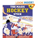 The Magic Hockey Stick (Picture Puffin Books (Paperback))