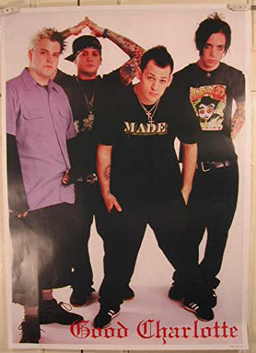 Good Charlotte, 63 x Poster mostra/90 cm