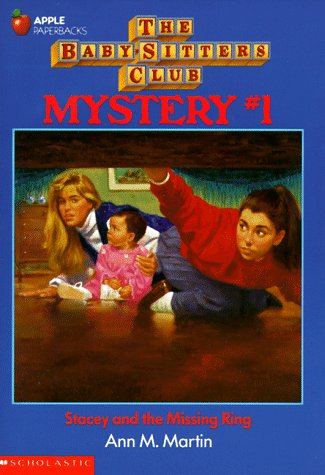 Image for Stacey and the Missing Ring (Baby-Sitters Club Mystery, 1)