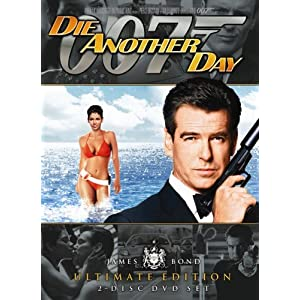 James Bond - Die Another Day Ultimate Edition 2 Disc Set DVD ...