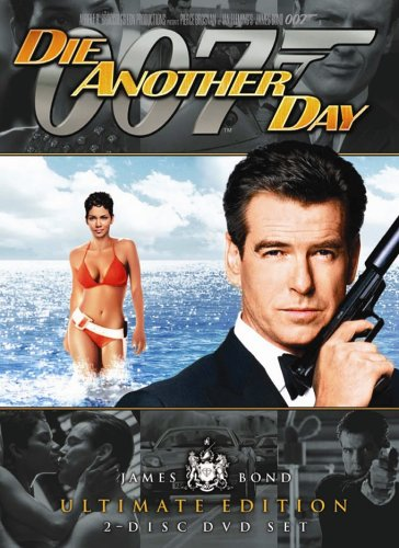 James Bond - Die Another Day (Ultimate Edition 2 Disc Set) [DVD]
