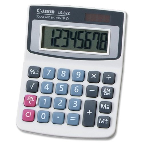 Canon LS-82Z Business Calculator