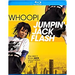 Jumpin Jack Flash [Blu-ray]
