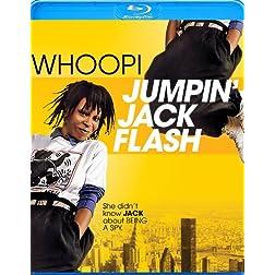 Jumpin Jack Flash [Blu-ray]
