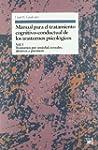 Manual para el tratamiento cognitivo-...