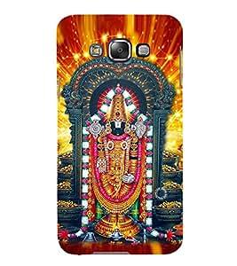 Lord Balaji 3D Hard Polycarbonate Designer Back Case Cover for Samsung Galaxy E5 :: Samsung Galaxy E5 E500F (2015)
