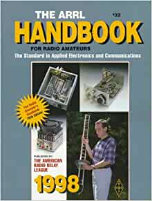 """the radio amateurs handbook book review Radio amateurs, or """"hams ebook and supplemental material download the fully searchable digital edition of the printed book the arrl handbook 2018 softcover."""