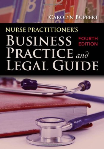 Nurse Practitioner's Business Practice And Legal Guide...