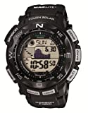 [カシオ]CASIO 腕時計 PROTREK プロトレック MAG-LITE マグライト コラボレーションモデル デジタル 世界6局電波対応ソーラーウォッチ 【数量限定】 PRW-S2500MG-1JR メンズ