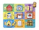 Melissa & Doug Magnetic Hide and Seek Board