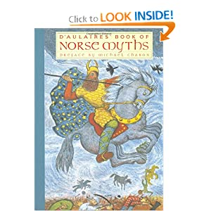 D'Aulaires' Book of Norse Myths - Ingri d'Aulaire 