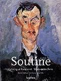 echange, troc Maurice Tuchman, Esti Dunow, Klaus Perls - Soutine : Catalogue raisonné