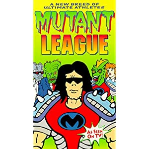 Mutant League movie