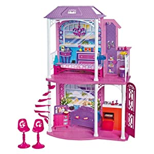 Barbie 2-Story Beach House