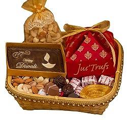 Jus Trufs Classic Chocolate Truffle Hamper