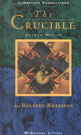 the crucible with related text So you've found some quality related texts, what comes next  both the  crucible and malala yousafzai's speech for the united nations.