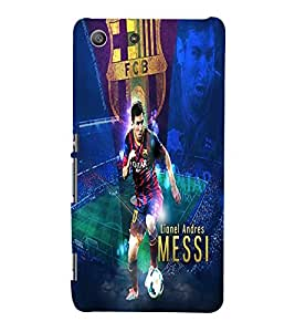 Perfect print Back cover for Sony Xperia M5
