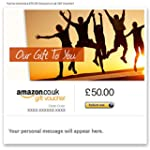 Our Gift To You - E-mail Amazon.co.uk...