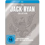 Jack Ryan Collection (3 Discs, Steelbook) [Blu-ray]von &#34;Sir Sean Connery&#34;